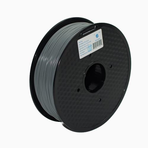A 1KG spool of SnoLabs Grey PLA+ (1.75mm)