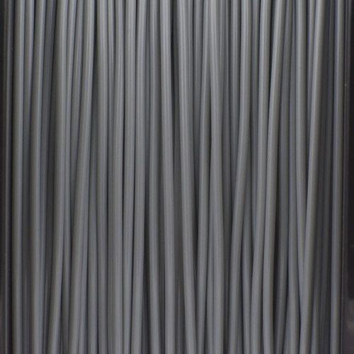 A close up of our grey Filaments.