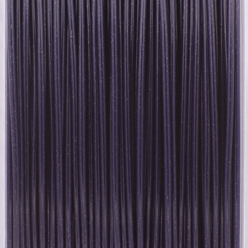 A close up of our black amethyst filaments.
