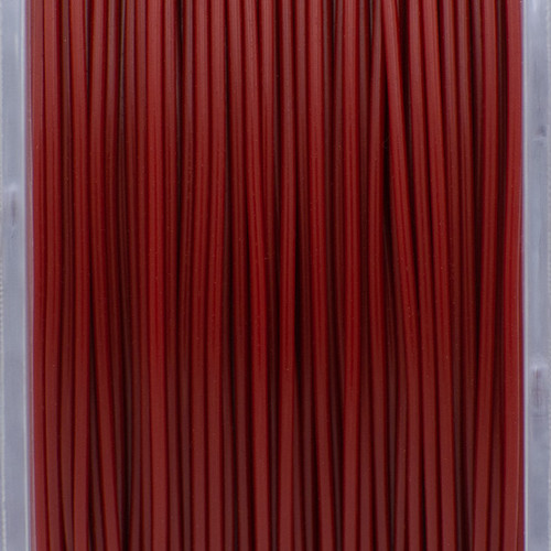 A close up of our bloodstone filaments.