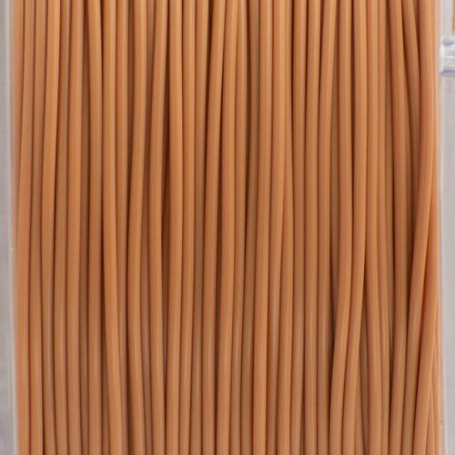 A close up of our skintones tan filaments.