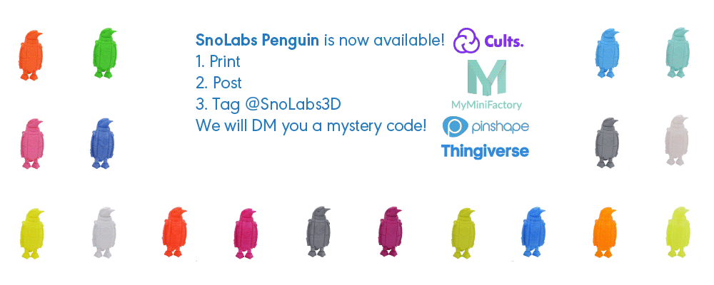 Click here to download the SnoLabs Penguin.