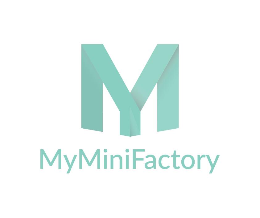 MyMiniFactory Logo.