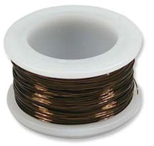 10 Yard Spool Tarnish Resistant Vintage Bronze 20 Gauge Wrapping Wire