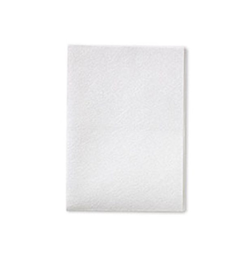 "3 White 13-1/2 x 10"" Polishing Cloth to Quickly & Safely Clean Glass Beads & Surfaces `"