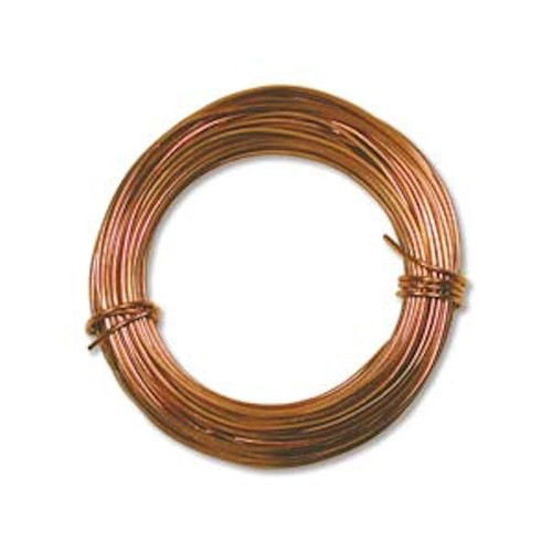 39 Feet Copper 18 Gauge Aluminum Wire for Wire Wrapping