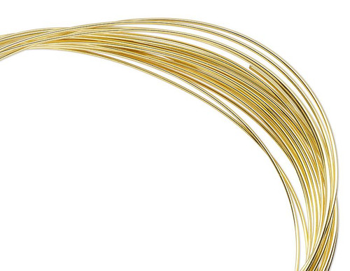0.35 OZ Antiqued Brass Plated Carbon Steel 3 x 2-1/4 Inch Oval Memory Wire Bracelets