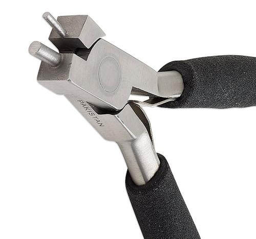 1 Beadalon Stainless Steel Memory Wire Looping Pliers For 3mm & 1.5mm Loops