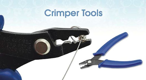1 Beadalon Bead Crimping Tool  Pliers for No More Misshaped Crimps