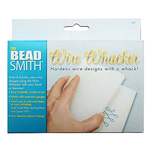 1 BeadSmith Wire Whacker to Harden Your Wire Creations With One Whack !