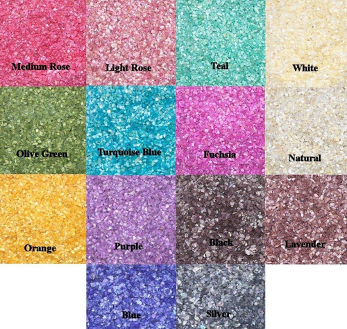 1oz MOP Mini Flakes ~ UNDRILLED Embellishment  *
