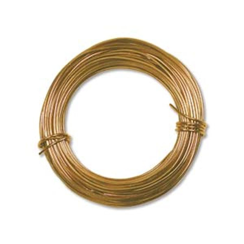 We also have a lighter gold in this same wire.