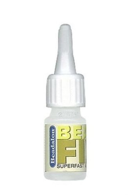 10 Gram (0.35oz) Bottle Bead Fix Super Fast Adhesive