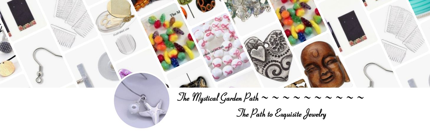 The Mystical Garden Path ~~~~~~~~~~         
