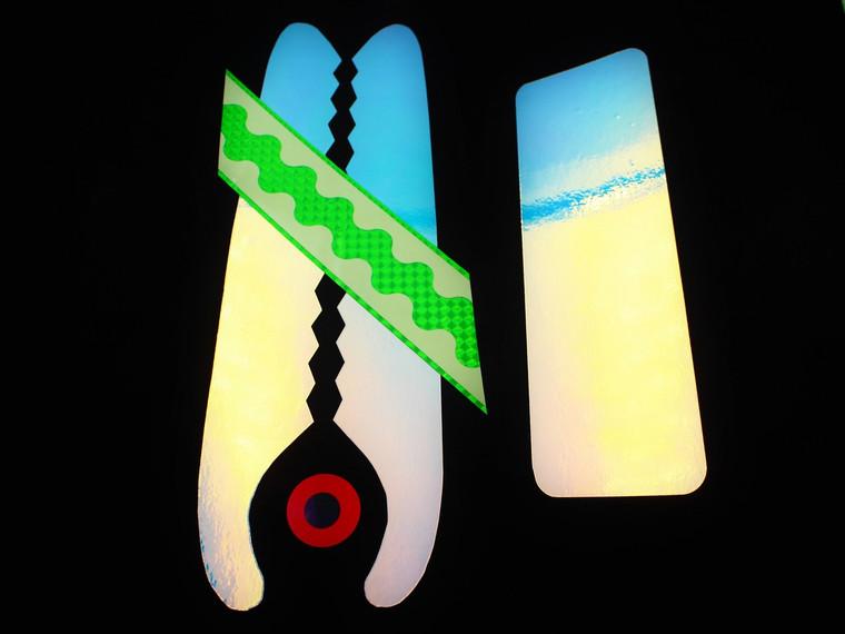 """UV Char Dawg Kit for 11"""" Paddles"""
