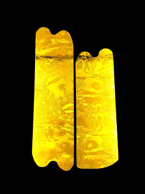 Gold Bubble/Holo Authentic Lure Tape