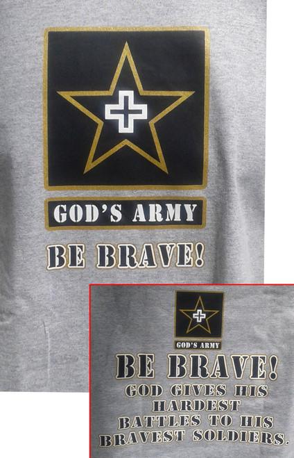 God's Army Tee Shirt