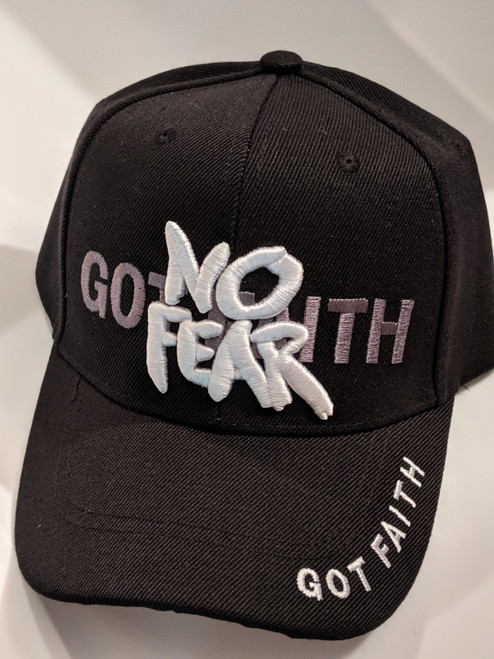 No Fear, Got Faith