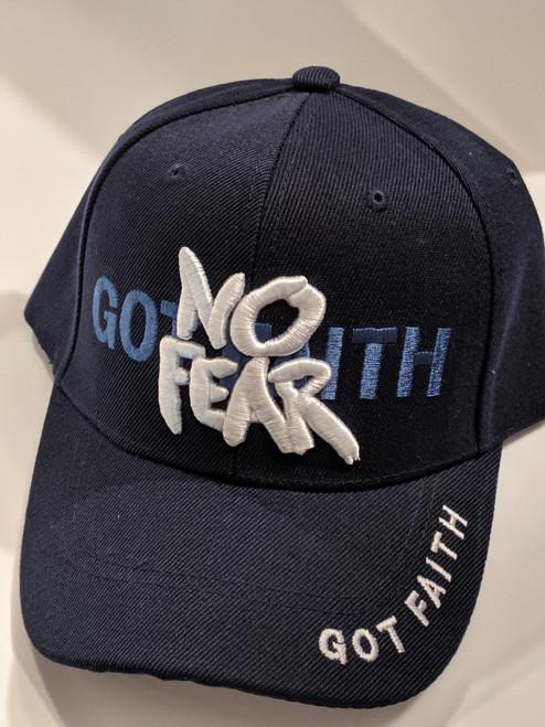 No Fear Got Faith