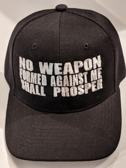 No Weapon Black Caps