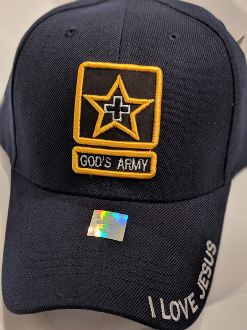 God's Army  I Love Jesus