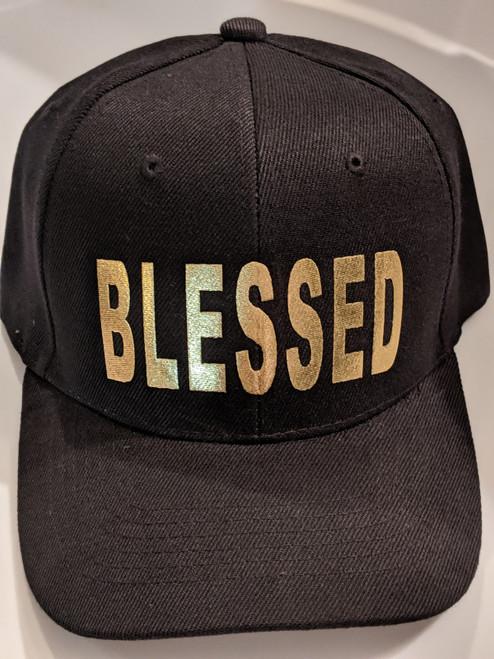 Blessed Black Cap