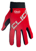 Clice gloves Zone red
