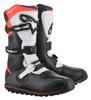 Alpinestars Boots Tech T - Black/Grey/Fluo Red