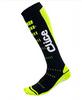 Long socks Clice outside foot