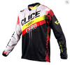 Clice Cero 2018 yellow/red jersey front