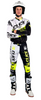 Clice Cero 2018 yellow/black pants & jersey front