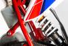 Beta MiniCross E - close up rear suspension