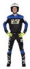 Clice Zone men's trials jersey, blue