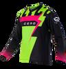 2019 Clice Cero Trial Jersey Men, Green