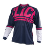 2019 Clice Claw Enduro-MX Jersey , blue/ pink