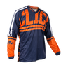2019 Clice Claw Enduro-MX Jersey , blue/ orange