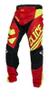 2019 Clice Claw Enduro-MX Pants, red/ fluor