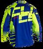 2020 Zone Trials Jersey, blue