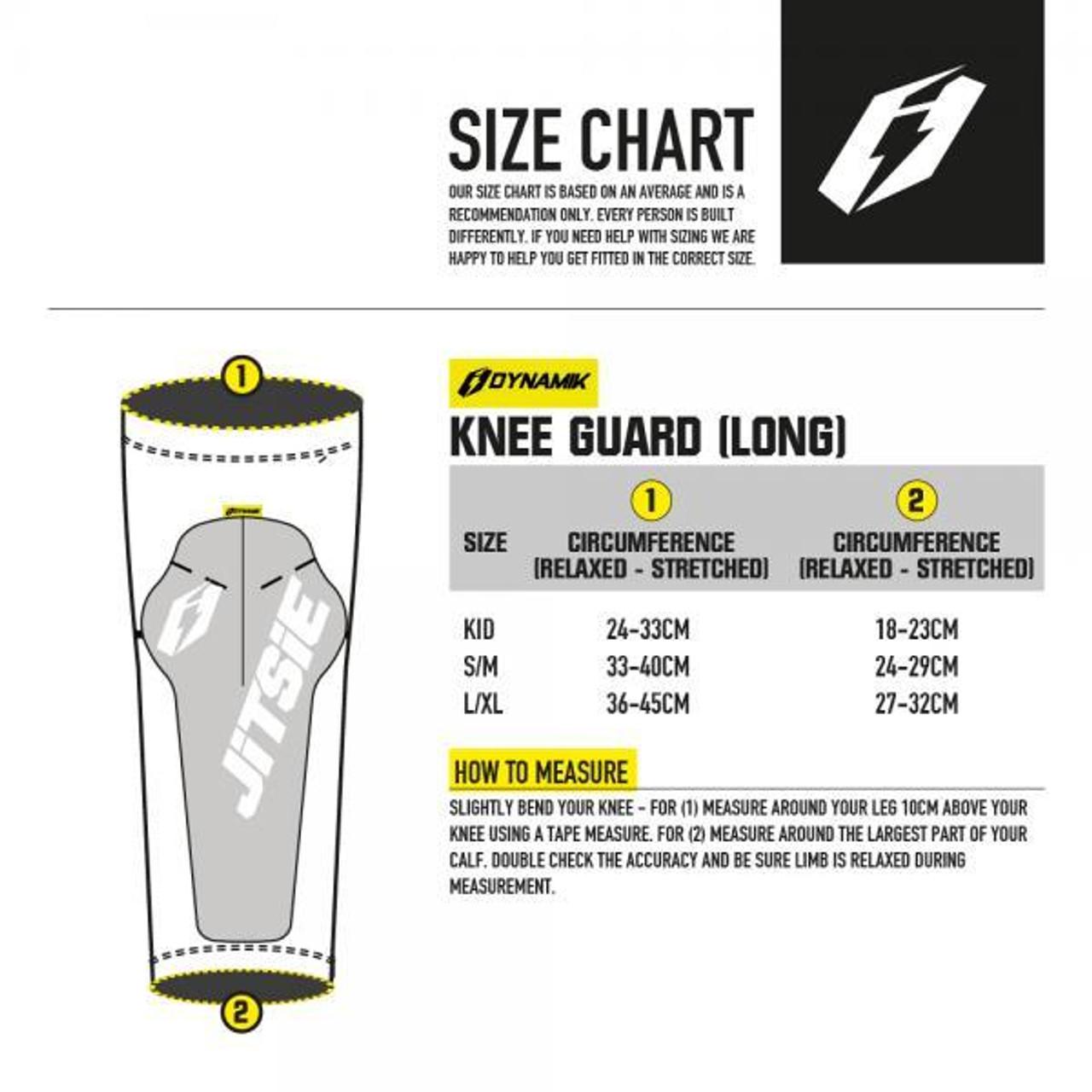 Knee guards Dynamik