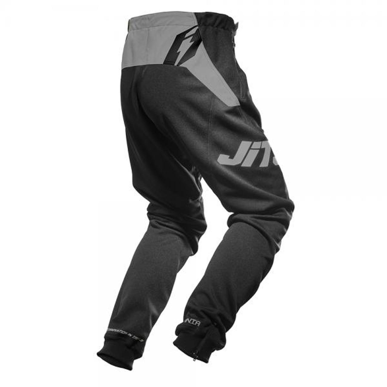 Pants Omnia black/ silver