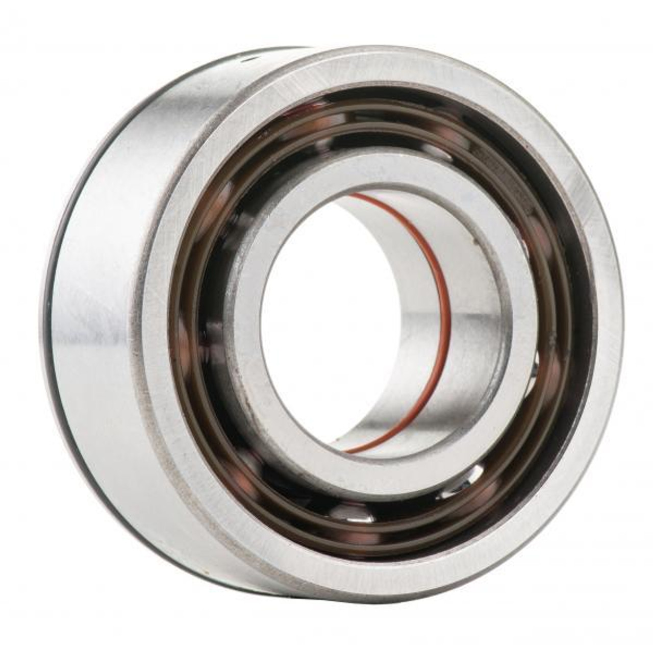 Crankshaft bearing with oil seal with PTFE lip, left view