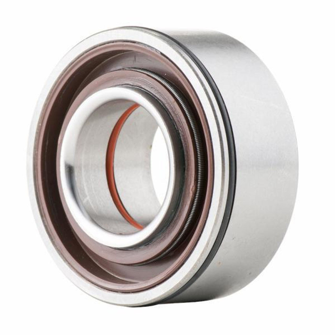 Crankshaft bearing with oil seal with PTFE lip, back right view