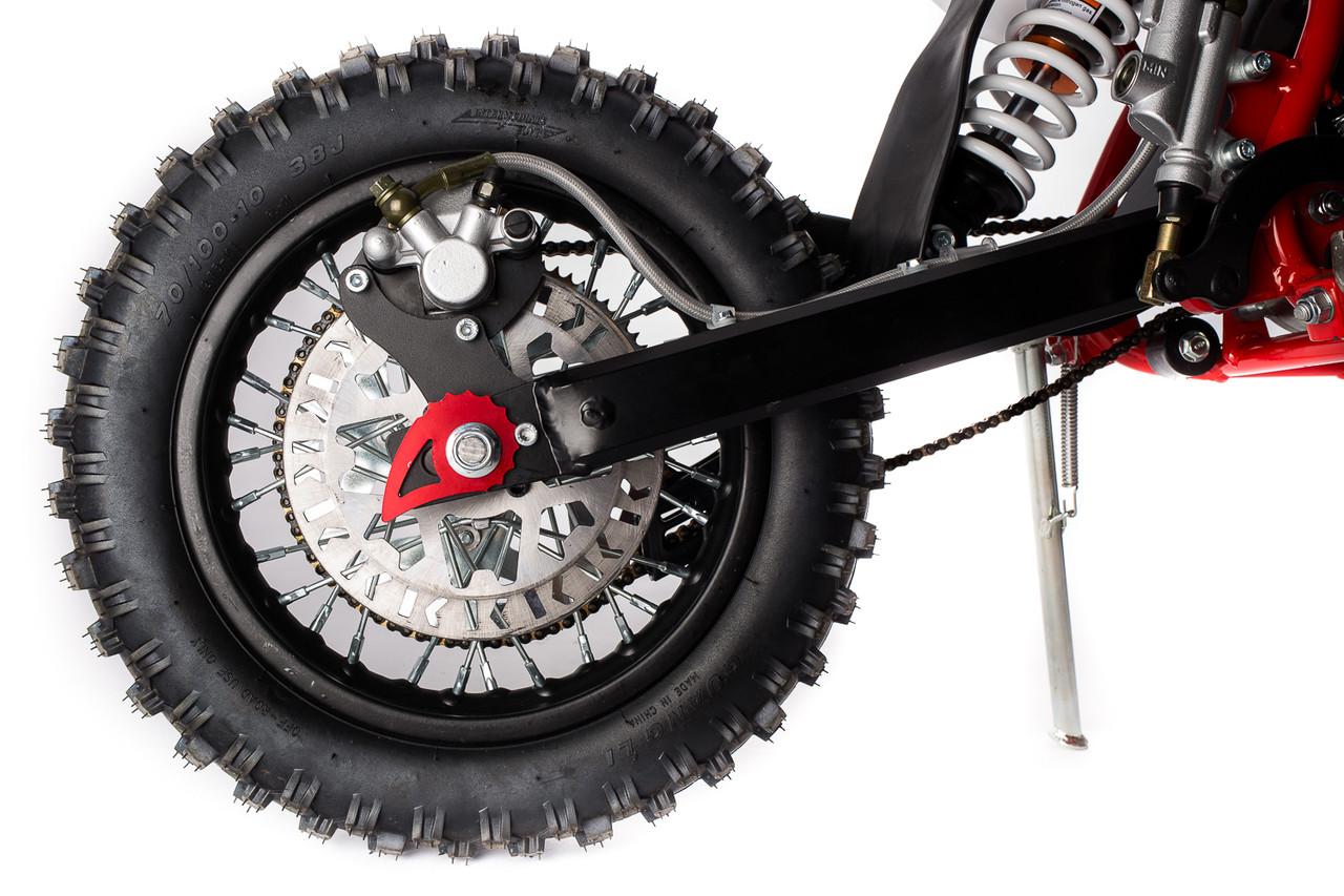 Beta MiniCross E - close up rear tire