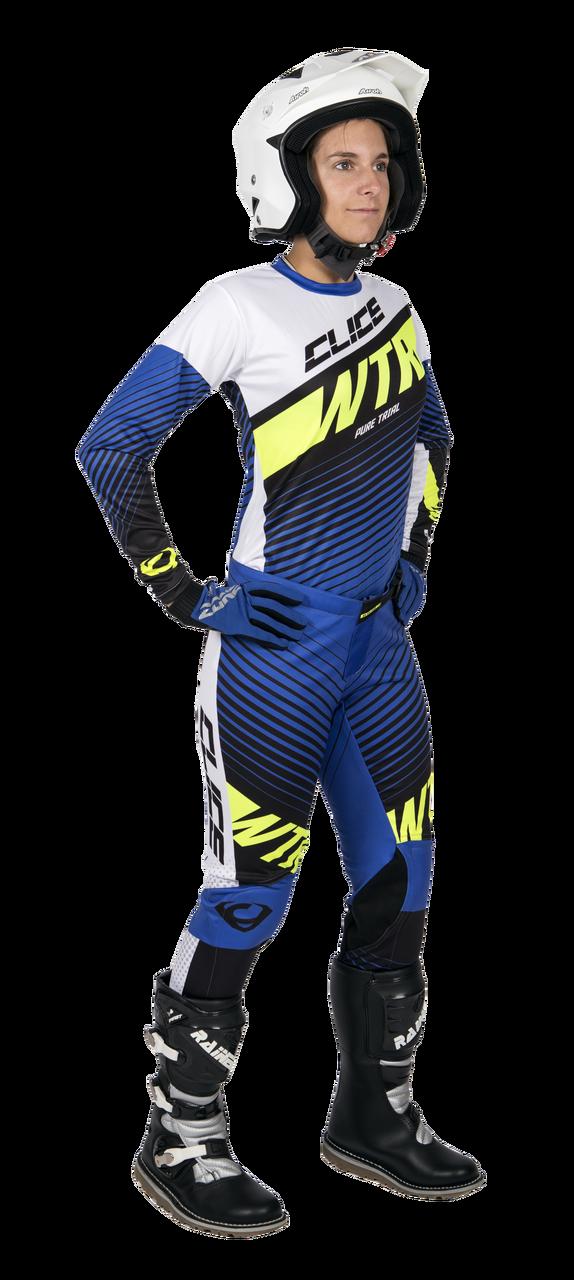 Women's Clice jersey 2019, blue