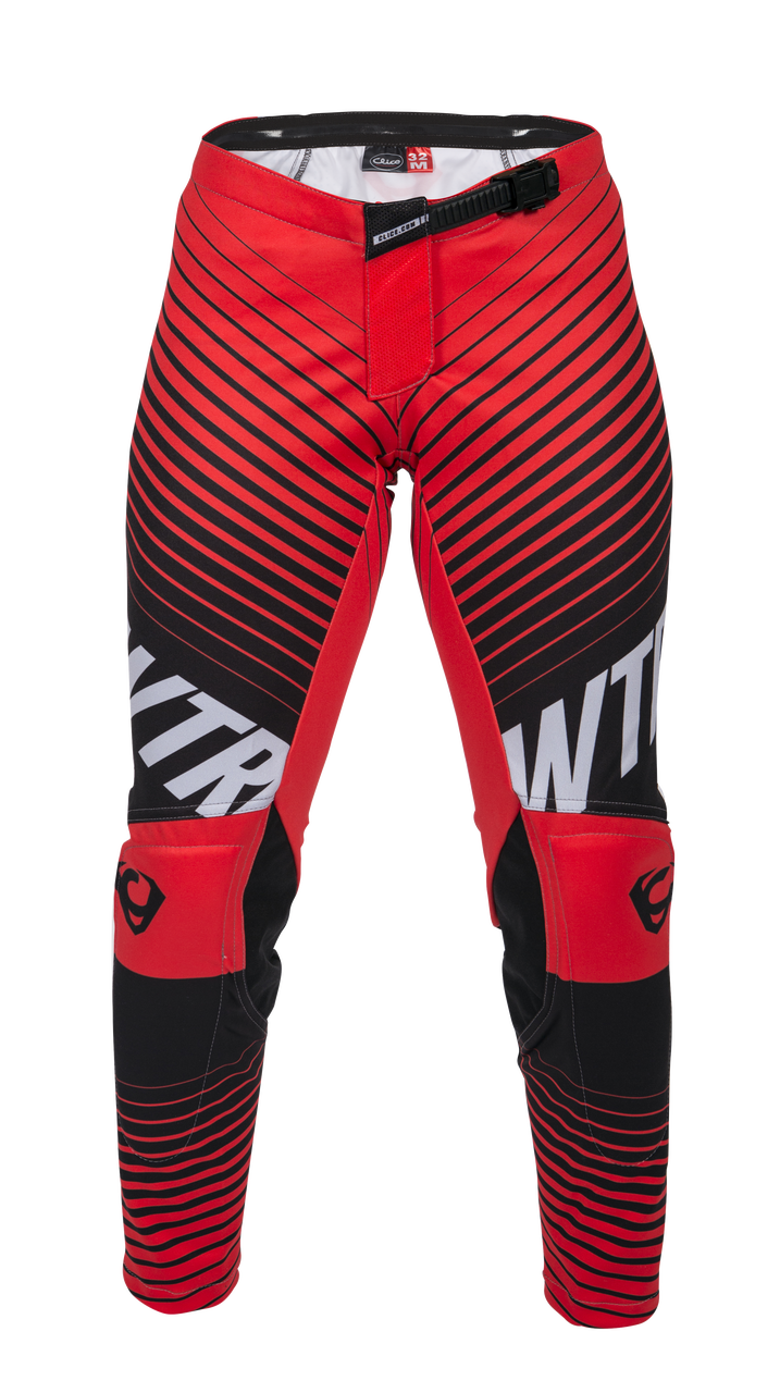 Clice women's trials pants, red