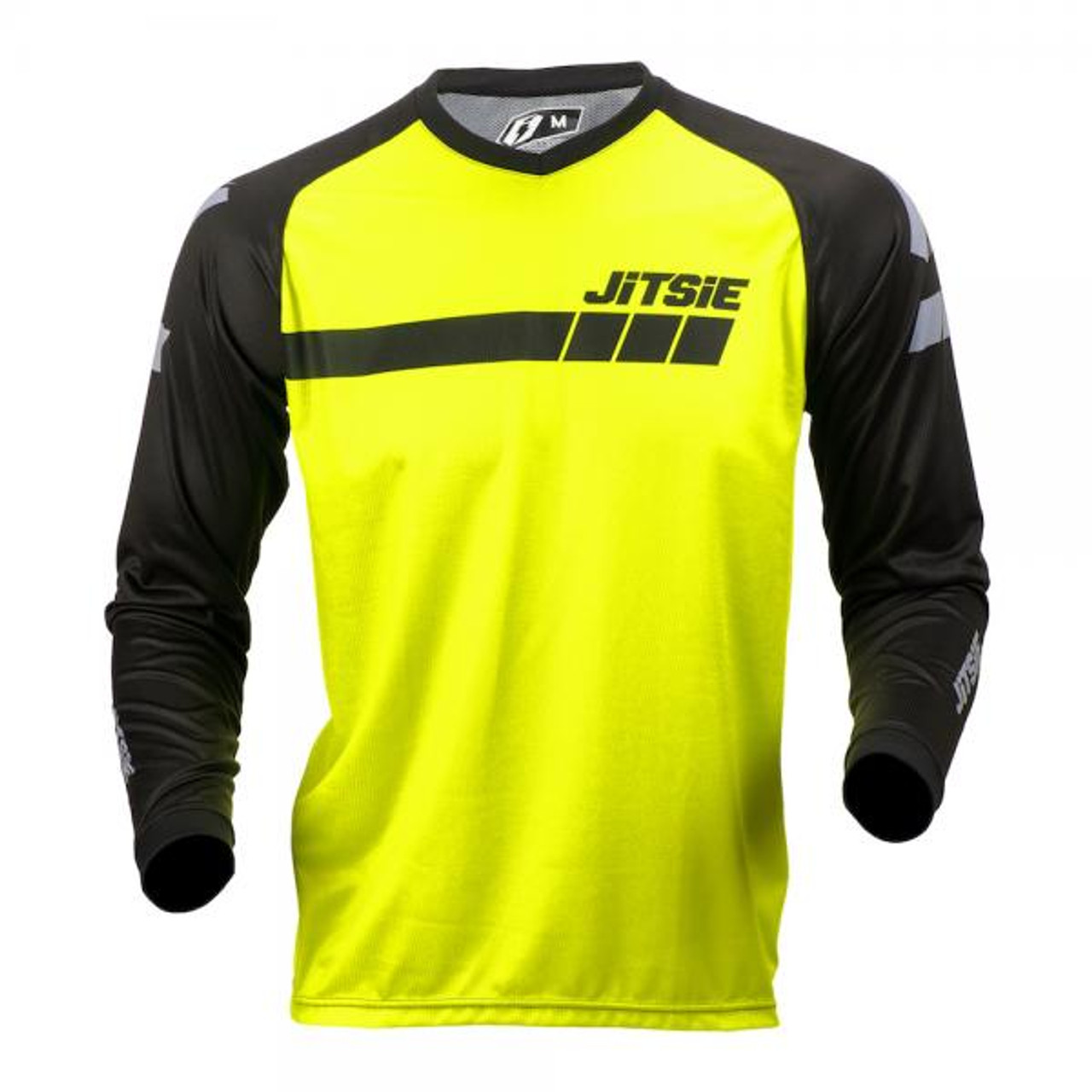 2019 Jersey L3 Triztan black/ fluo yellow