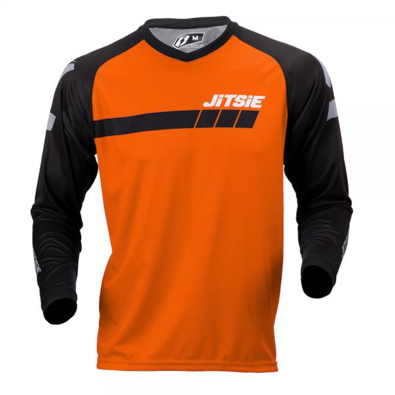 2019 Jersey L3 Triztan black/ fluo orange