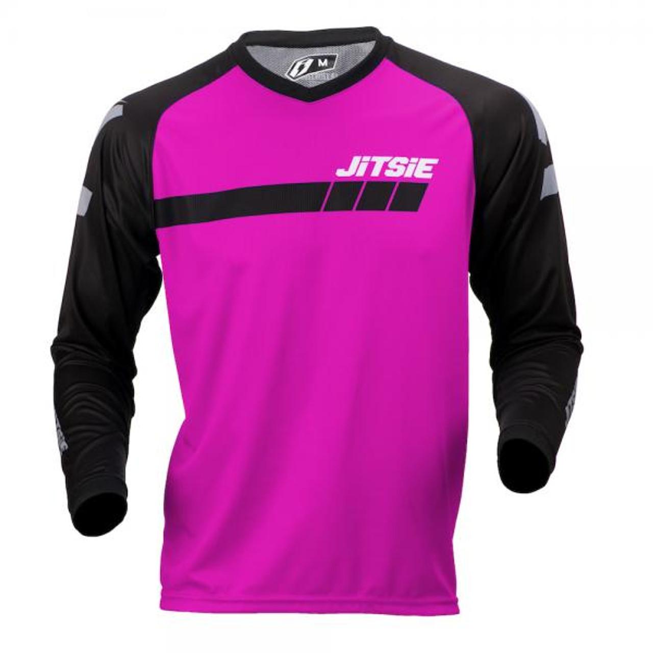2019 Jersey L3 Triztan black/ fluo pink