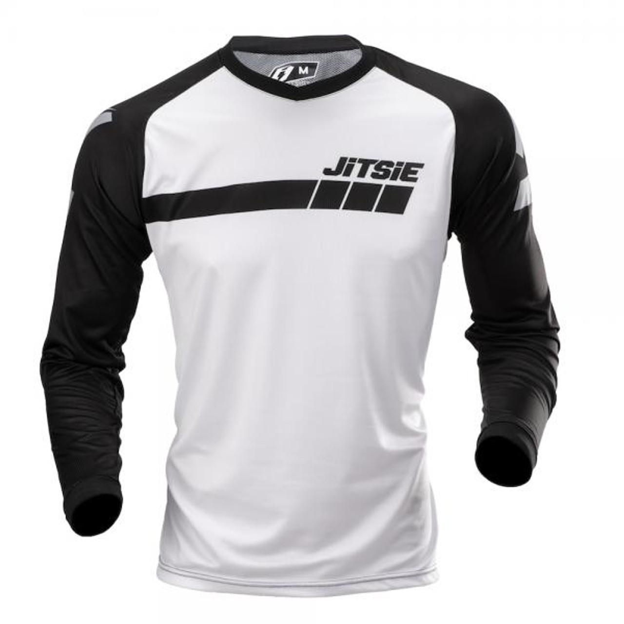 2019 Jersey L3 Triztan white/ black