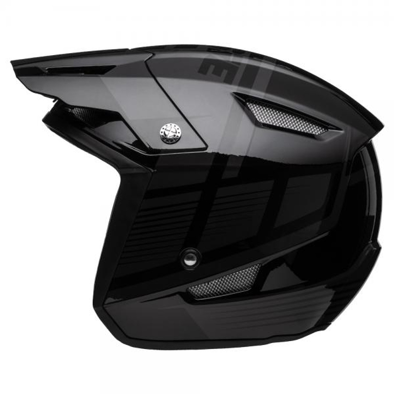 Helmet HT1 Struktur, black/ grey